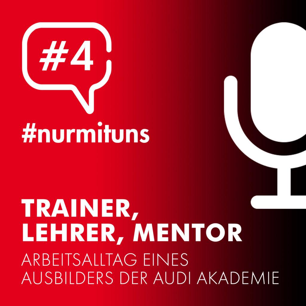 Trainer-Lehrer-Mentor